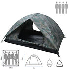 1-2 Person Family Waterproof Couple Skin Summer Explorer Double Layer Tent