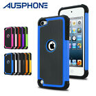 Premium Heavy Duty Shockproof Tough Hard Case Cover for Apple iPod Touch 5 6 Gen