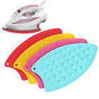 Внешний вид - Portable Silicone Iron Rest Pad For Ironing Board Heat Resistant Mat Dotted HG