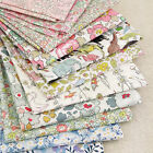 Liberty Rhyme Tana Lawn Fabric Pack / quilting floral pink betsy wiltshire berry