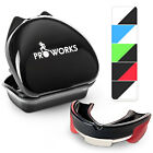 Proworks Shockproof Sports Mouth Guard ¦ Teeth & Gum Shield for MMA Boxing Rugby