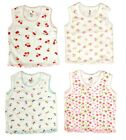 Внешний вид - Newborn Baby Girl Clothes Tank Top Set Undershirt Pack Infant 3 6 9 Months t nwt