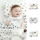 Support Prevent Anti Roll Baby Pillow Flat Head Neck Infant Memory Foam Cushion
