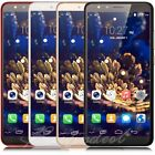 "5.5"" Inch Factory Unlocked Android 5.1 Cell Smart Phone Quad Core 2 Sim 3g Gps"