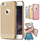 Luxury-Bling Glitter Soft Ultra Thin Rubber Case TPU-Cover For iPhone 7 / 7 PLUS
