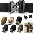 Men's Blackhawk Adjustable Belt Emergency Rescue Military Rigging Tactical Belts