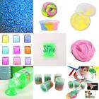 Non-Toxic DIY Slime Putty Stress Relief Fluffy Slime Crystal Mud Kids TXST