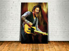 Bruce Springsteen Canvas High Quality Giclee Print Wall Decor Art Poster Artwork