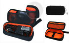 Soft Bag Carry Case Sleeve For Laptop Mouse AC Power Charger Cord Adapter Cables