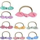 1Pcs New Cute Lovely Kid Girls Bowknot Hairbands Bows Head Band Accessories