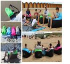 Air Chair Rapid inflation compact lightweight inflatable filled beach camping