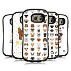 best case for samsung galaxy note 2 - OFFICIAL EMOJI DOGS HYBRID CASE FOR SAMSUNG PHONES