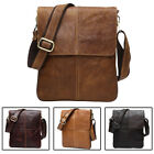 Top Grain Leather Shoulder Bag Business Man Messenger Bag For Men Crossbody Bag