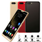 5 inch Android 7.0 3G Unlocked Smartphone Mobile Cell phone GSM 4 Core Dual SIM