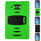 Gift Shockproof Bumper Case Cover For Samsung Galaxy Tab T210 T230 T110/T111 M1