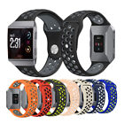 Silicone Replacement Band Sport Bracelet For Fitbit Ionic Watch Strap Watchband image