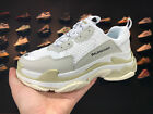 BRAND NEW WITH BOX  BALENCIAGA White Speed Sneakers Women Shoes Size US5-7.5