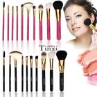 Hot Makeup Pro Foundation Powder Brushes Tool Blush Cosmetic Brush Sets Kit