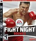 Fight Night Round 3 PS3 Greatest Hits