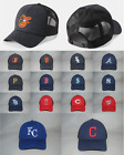 New Under Armour MLB Twist Trucker Cap Men's Mesh Strapback Baseball Hat OSFA on Ebay