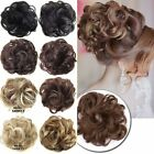 Wrap Around Long Bendable Hair Piece Updo Twirl Messy Bun Thick Extensions FOC