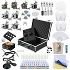 Kyпить 2 4 8 Machine Guns Complete Tattoo Kit 40 54 Ink LCD Power Supply Equipment Opt на еВаy.соm