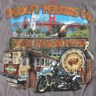 Dudley Perkins Co. Harley-Davidson Wharf Back T Shirt BRAND NEW $19.0 USD