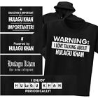 about shahrukh khan - HULAGU KHAN T-shirt or Hoodie - Warning Powered New Religion Chemistry