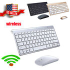 wireless keyboard and mice - Wireless Desktop Keyboard and Mouse Combo Kit Set + 2.4G Receiver for PC Laptop