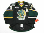 MITCH MARNER LONDON KNIGHTS OHL AUTHENTIC THIRD CCM EDGE 20 7287 HOCKEY JERSEY