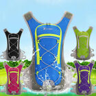 Hiking Backpack +2L Water Bladder Cycling Hydration Pack Rucksack Travel Camping