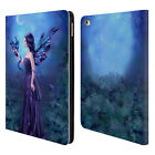 OFFICIAL RACHEL ANDERSON FAIRIES LEATHER BOOK WALLET CASE COVER FOR APPLE iPAD