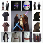 Star Wars Day Obi Wan Skywalker Jedi Robe Kids Adults Costume Robe Mask EXPRESS $25.99 AUD on eBay