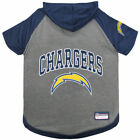 Los Angeles Chargers Dog Hoodie T-Shirt $21.99 USD on eBay