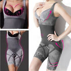 Full Body Shaper Waist Control Thigh Reduced Hip Enhancer Suits Laxness Trimmer