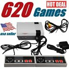 pc games console - Mini Vintage Retro TV Game Console Classic 620 Built-in Games 2 Controllers Lot