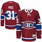 Carey Price Montreal Canadiens Mens Home Premier Jersey Red