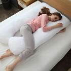 U Shape Body 9ft Pillow And Case Cover Body Back Nursing Support