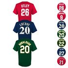 MLB Team Player Name & Number Jersey T-Shirt Collection Boys Youth Size (4-18) on Ebay