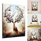 Animal Deer Paintings HD Print on Canvas Home Decor Wall Art Pictures Poster WST