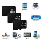micro sd card 1gb -  1GB 2GB 4GB 8GB 16GB Micro SD Memory Card TF Flash SDHC Class 10 With Adapter