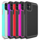 For iPhone SE 5s 5/SE 2 Shockproof Hybrid TPU Ultra Slim Hard Bumper Case Cover