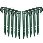 Tent Pegs Ground Cover Fixing Anchor Guy Rope Outdoors Camping Festival Hiking