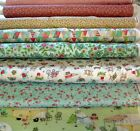 ROAM SWEET HOME - CAMPING & CARAVAN DESIGNS - QUILTING 100% COTTON FABRIC