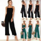Women Lady Summer Beach Fashion Casual Sexy Sleeveless Romper Strapless Jumpsuit