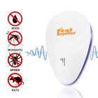 electronic fly repeller - Electronic Broadband Ultrasonic Mosquitoes Fly Bug Pest Repeller Night Lights CO