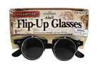 Steampunk Glasses With Flip Up Lenses Steampunk Costume Glasses Forum  68978