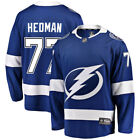 Victor Hedman Tampa Bay Lightning Fanatics Branded Youth Breakaway Player Jersey
