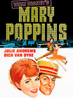 Mary Poppins - 1964 - Movie Poster