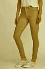New OLD NAVY Mid-Rise Super Skinny Rockstar Jeans 2 4 6P 8 12P 18 Women tan pink